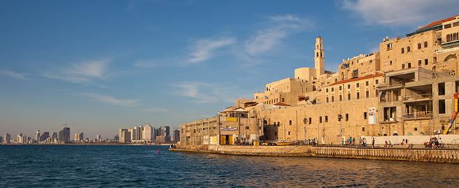 נופש בתל אביב